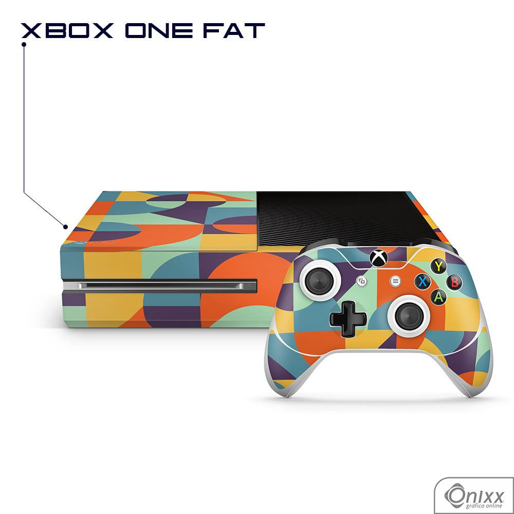 Skin Game Adesiva XBOX ONE FAT Color Pop