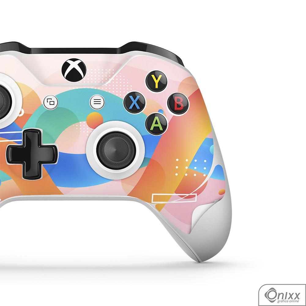 Skin Game Adesiva XBOX ONE JOYSTICKS Summer Colors