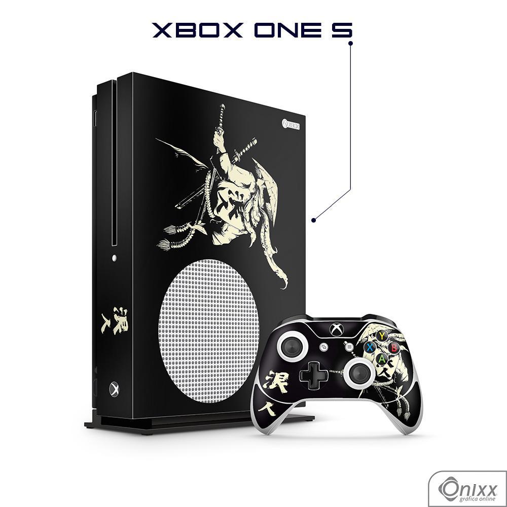 Skin Game Adesiva XBOX ONE S Invincible Samurai