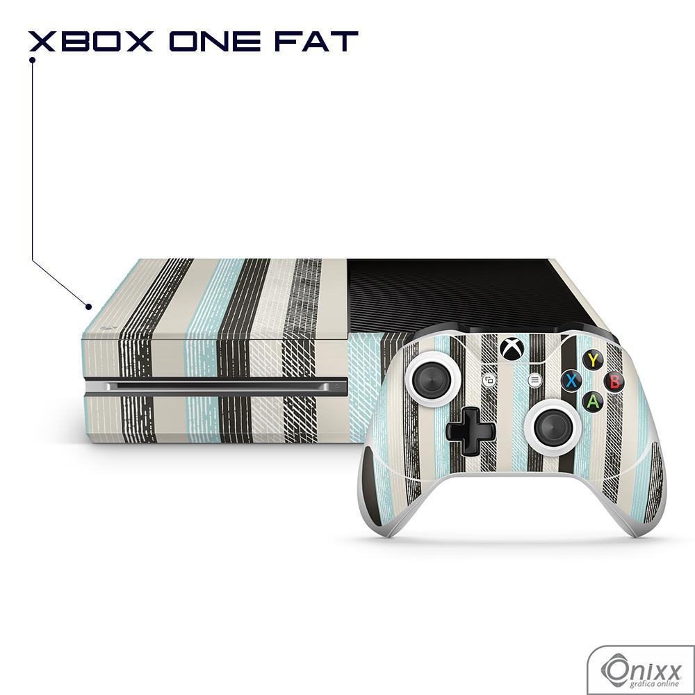 Skin Game Adesiva XBOX ONE FAT Stripes