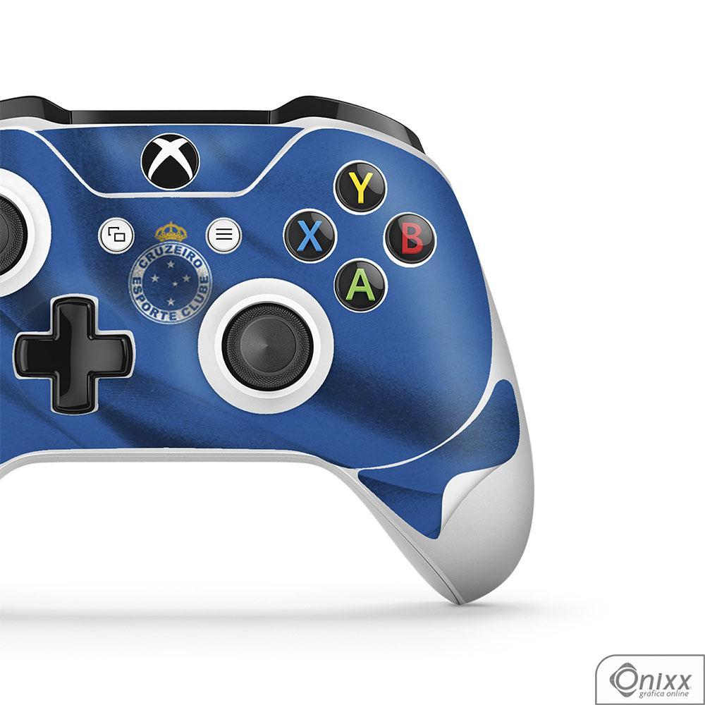 Skin Game Adesiva XBOX ONE JOYSTICKS Flag Cruzeiro