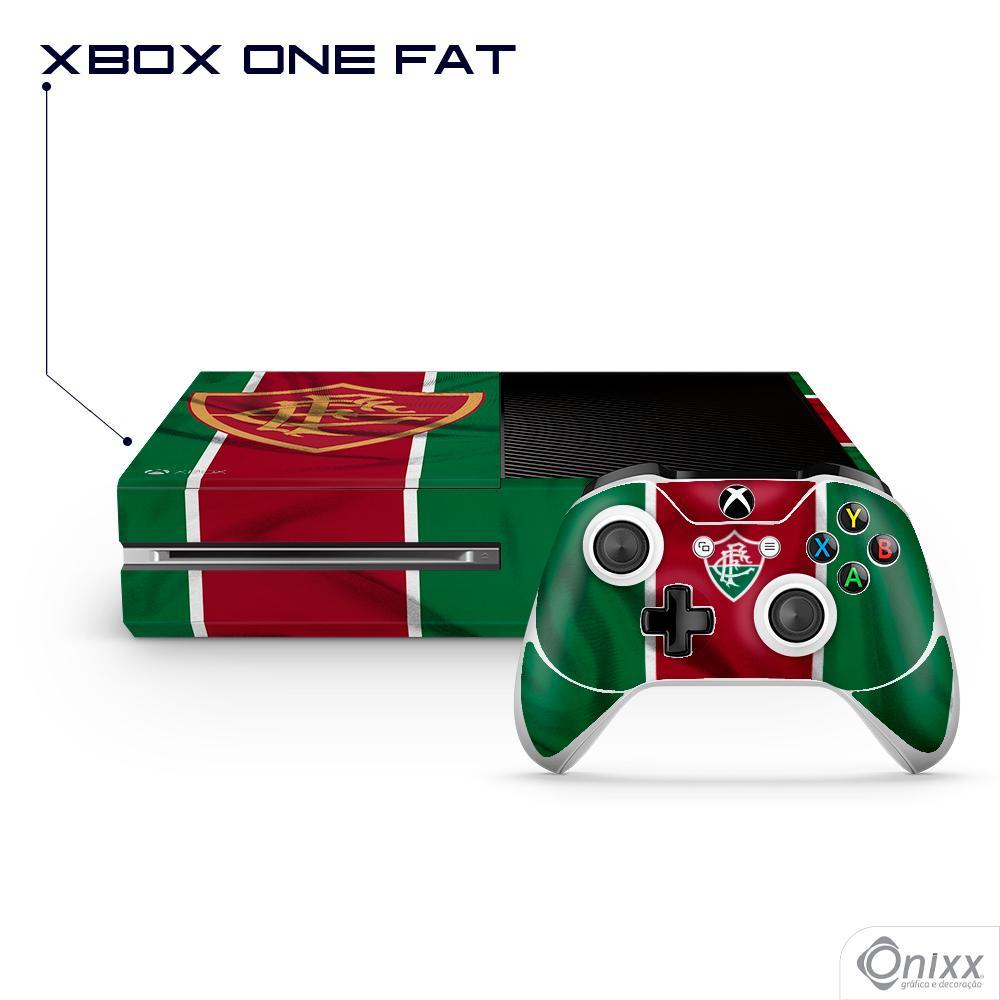 Skin Game Adesiva XBOX ONE FAT Flag Fluminense