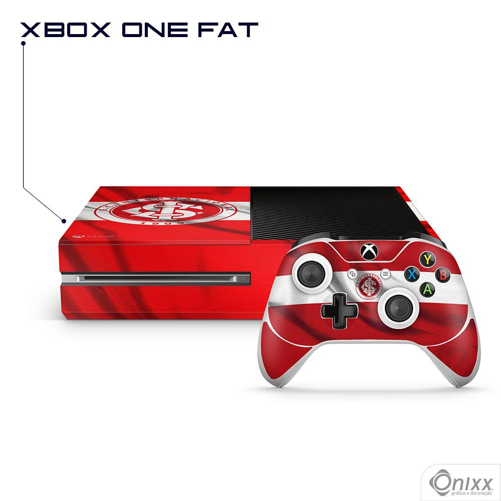 Skin Game Adesiva XBOX ONE FAT Flag Internacional
