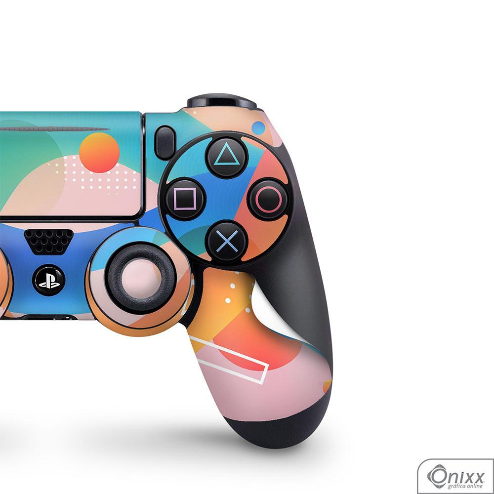 Skin Game Adesiva PS4 JOYSTICKS Summer Colors