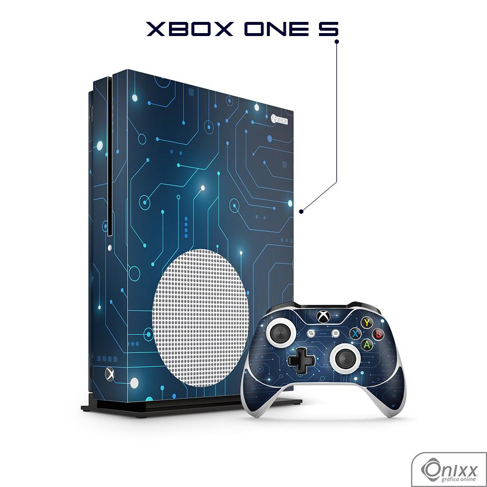 Skin Game Adesiva XBOX ONE S Tech