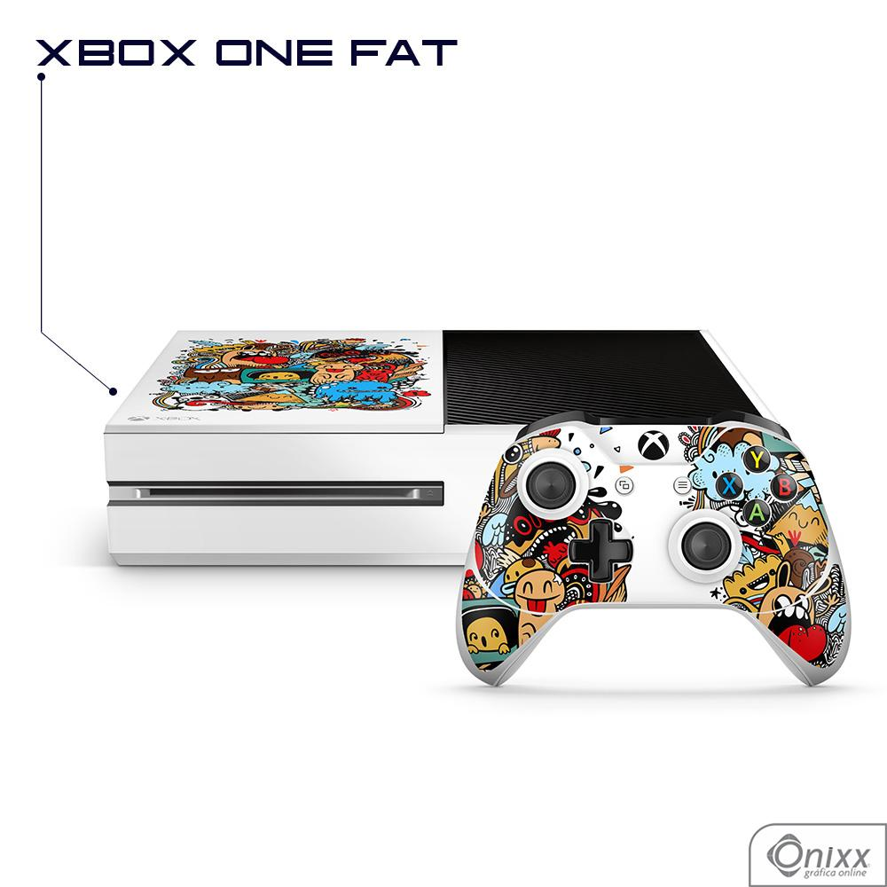 Skin Game Adesiva XBOX ONE FAT Crazy Beings