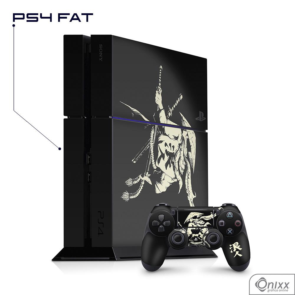 Skin Game Adesiva PS4 FAT Invincible Samurai