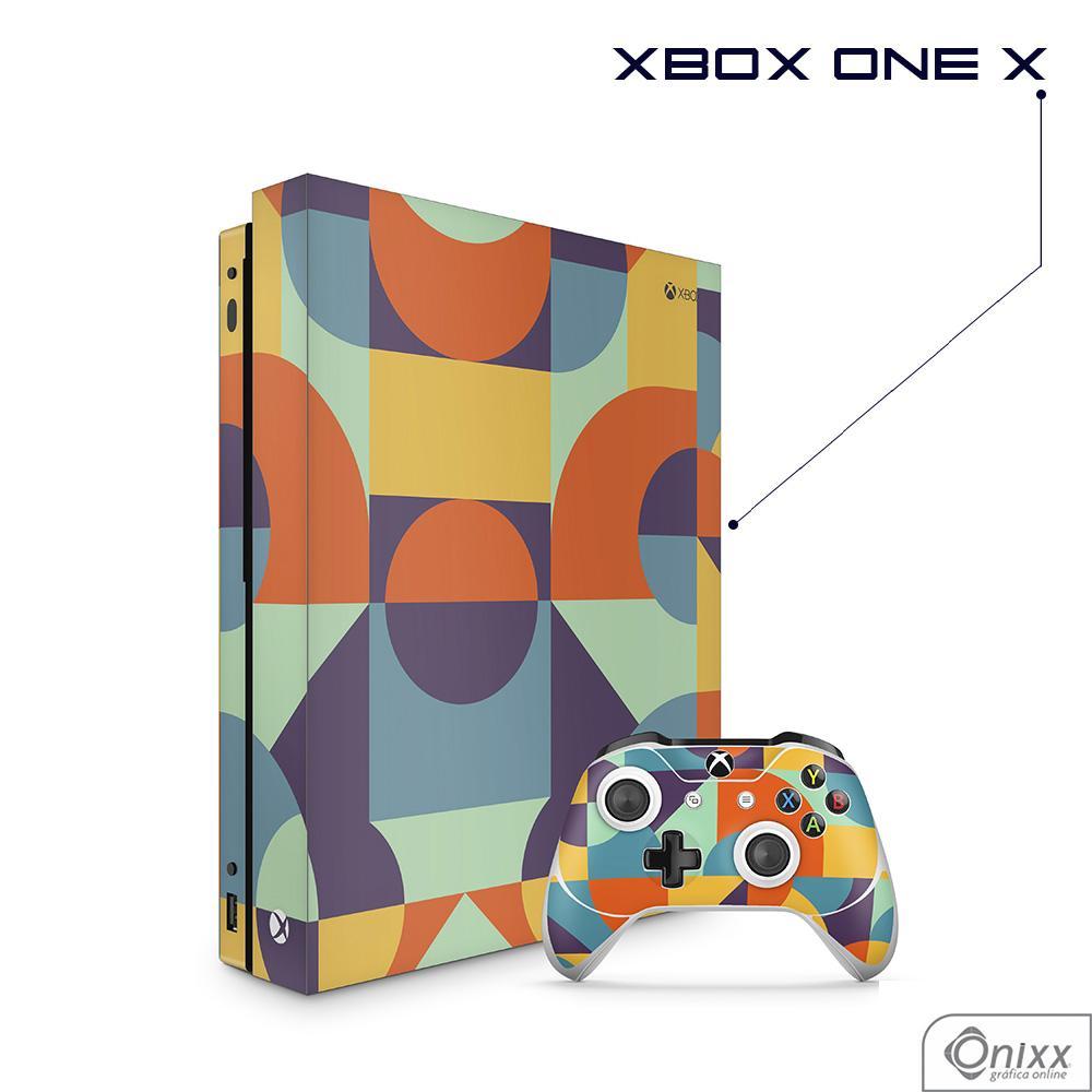 Skin Game Adesiva XBOX ONE X Color Pop