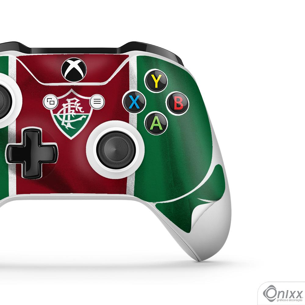 Skin Game Adesiva XBOX ONE JOYSTICKS Flag Fluminense