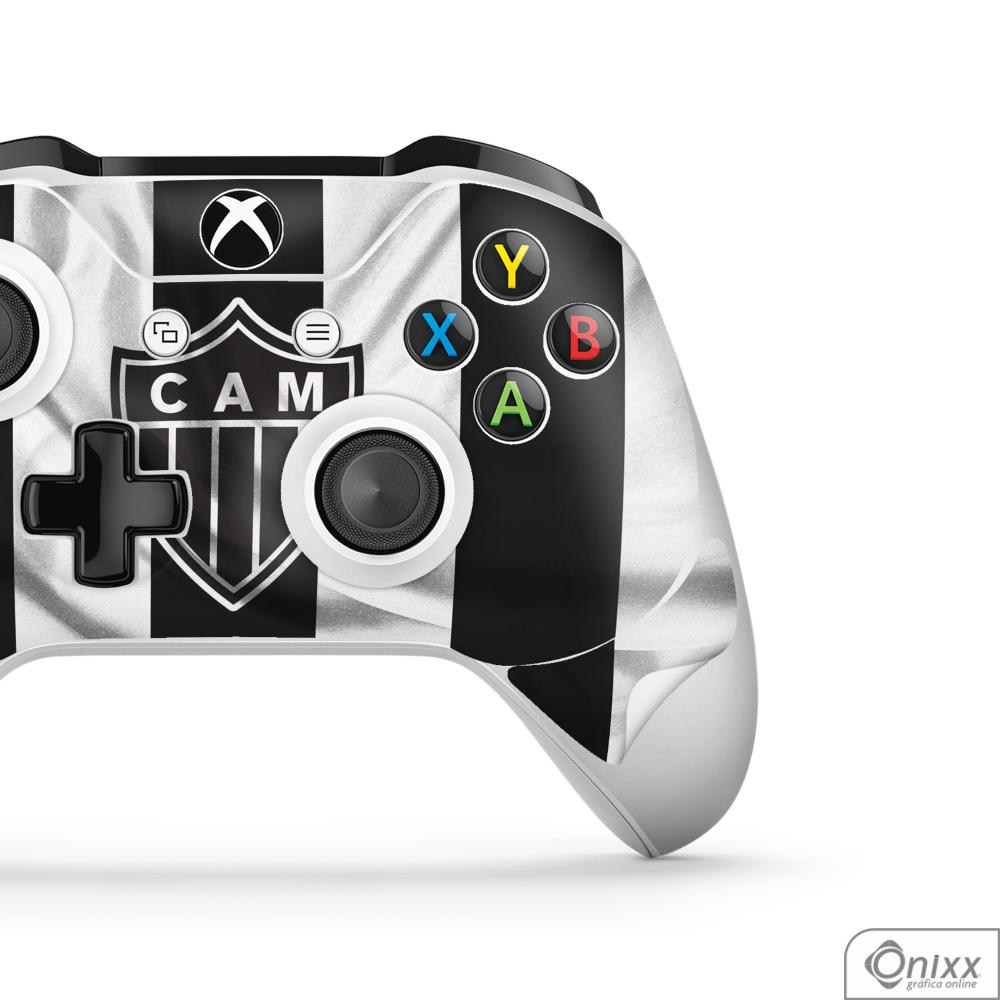 Skin Game Adesiva XBOX ONE JOYSTICKS Flag Atlético Mineiro