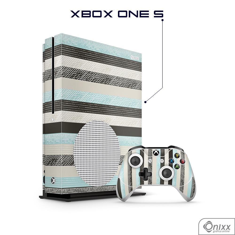 Skin Game Adesiva XBOX ONE S Stripes