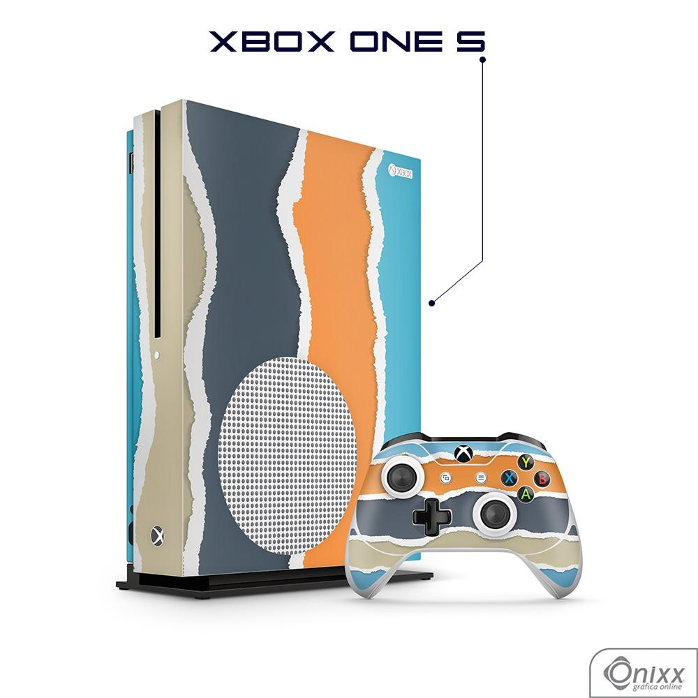Skin Game Adesiva XBOX ONE S Cool Stripes