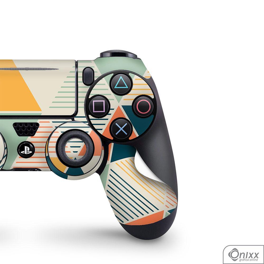 Skin Game Adesiva PS4 JOYSTICKS Triangulos