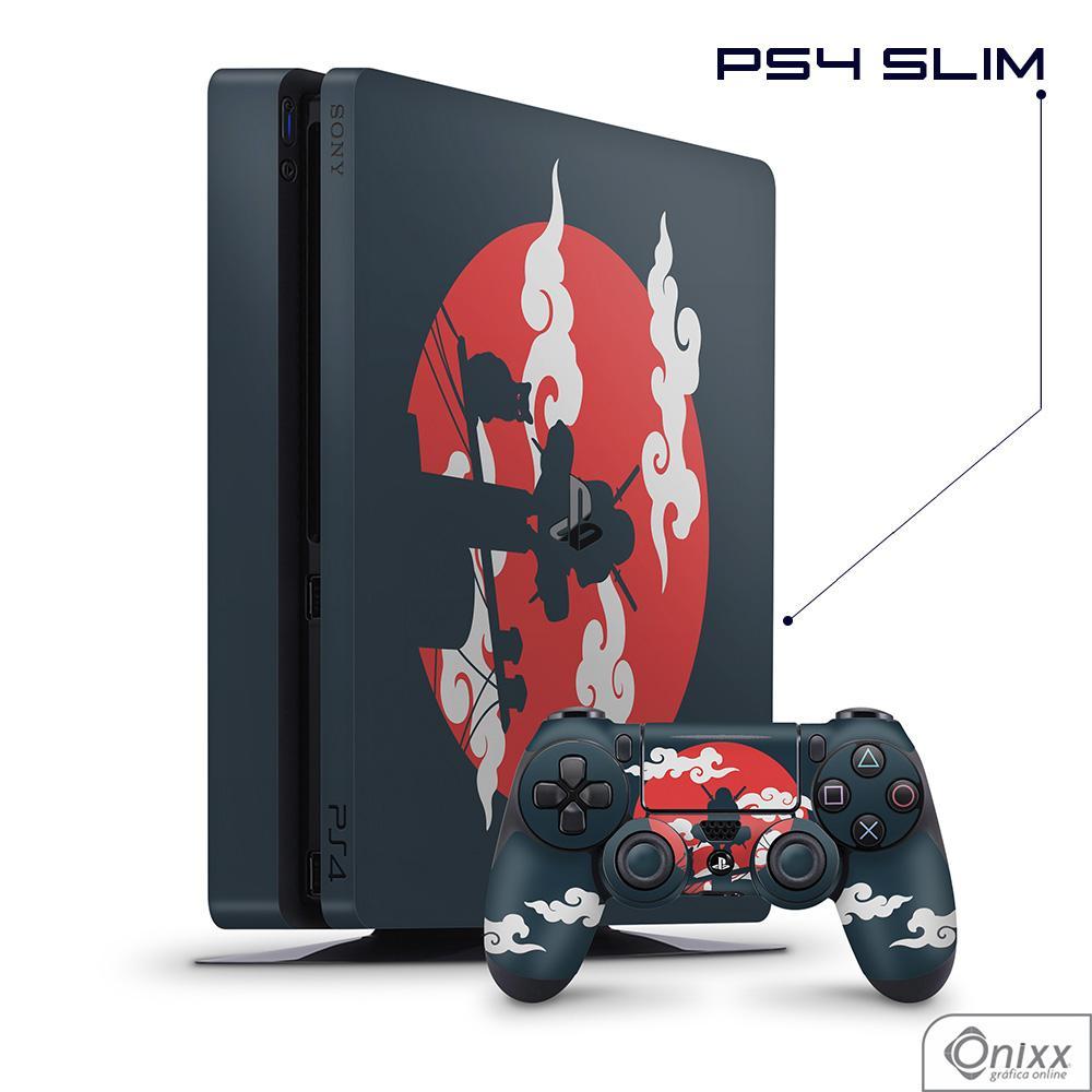 Skin Game Adesiva PS4 SLIM Ninja Renegado
