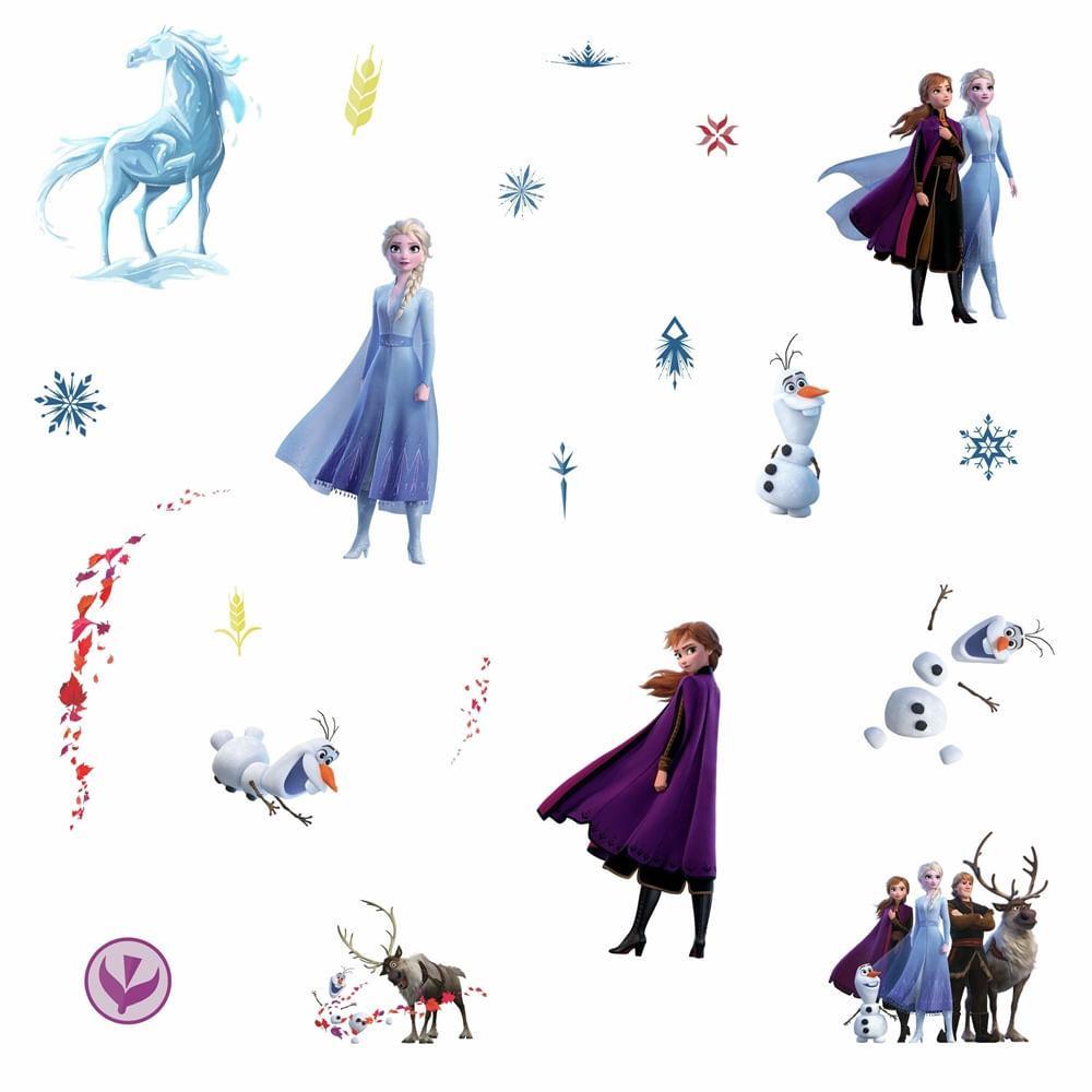 Adesivo de Parede - Disney Frozen - RMK4075SCS