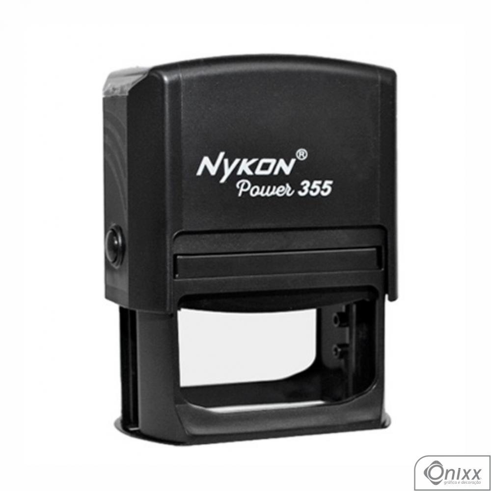 Carimbo Nykon Power 355