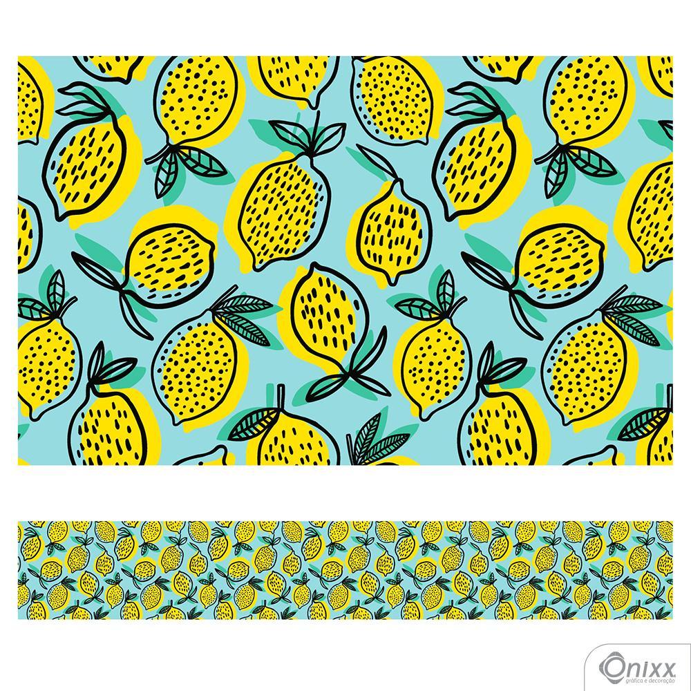 Faixa Decorativa Limão