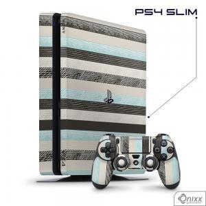 Skin Game Adesiva PS4 SLIM Stripes