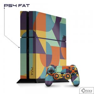 Skin Game Adesiva PS4 FAT Color Pop