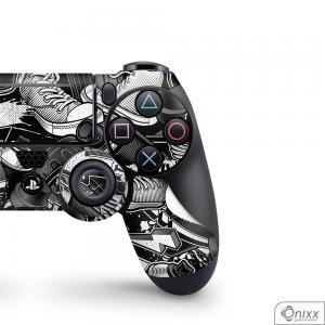 Skin Game Adesiva PS4 JOYSTICKS Estilo Grafite