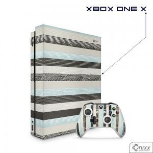 Skin Game Adesiva XBOX ONE X Stripes
