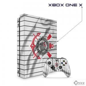 Skin Game Adesiva XBOX ONE X  Flag Corinthians