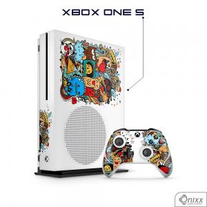 Skin Game Adesiva XBOX ONE S Crazy Beings