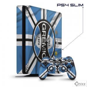 Skin Game Adesiva PS4 SLIM Flag Grêmio