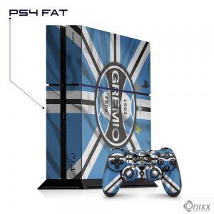 Skin Game Adesiva PS4 FAT Flag Grêmio