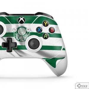 Skin Game Adesiva XBOX ONE JOYSTICKS Flag Palmeiras