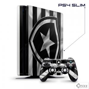 Skin Game Adesiva PS4 SLIM Flag Botafogo
