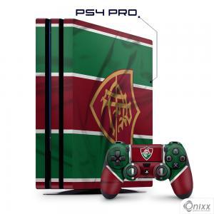 Skin Game Adesiva PS4 PRO Flag Fluminense
