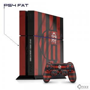Skin Game Adesiva PS4 FAT Flag Flamengo