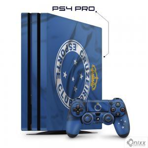 Skin Game Adesiva PS4 PRO Flag Cruzeiro