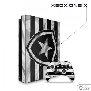 Skin Game Adesiva XBOX ONE X Flag Botafogo