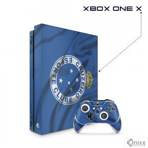 Skin Game Adesiva XBOX ONE X Flag Cruzeiro