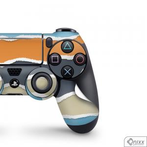 Skin Game Adesiva PS4 JOYSTICKS Cool Stripes