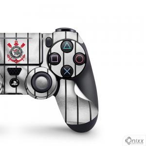 Skin Game Adesiva PS4 JOYSTICKS Flag Corinthians
