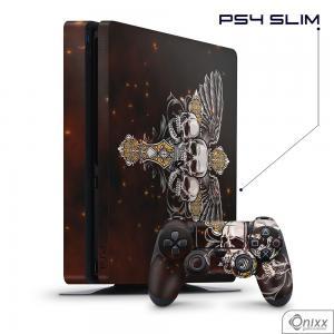 Skin Game Adesiva PS4 SLIM Skulls