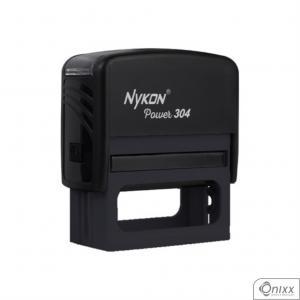 Carimbo Nykon Power 304 Plástico poliestireno. 58x22mm