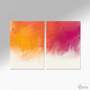 Kit De Placas Decorativas Colors Intense A4 MDF 3mm 30X20CM 4x0 Adesivo Fosco Corte Reto Fita Dupla Face 3M