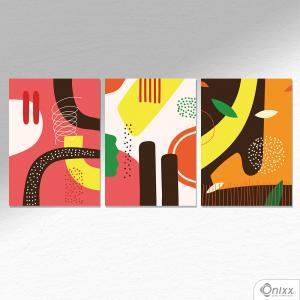 Kit De Placas Decorativas Colors Summer A4