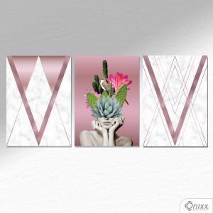 Kit De Placas Decorativas Concept V A4