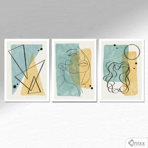 Kit De Placas Decorativas Dare A4