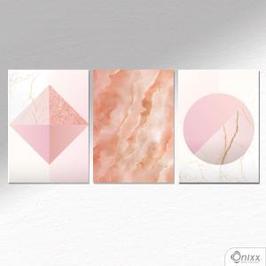 Kit De Placas Decorativas Delicate Form A4