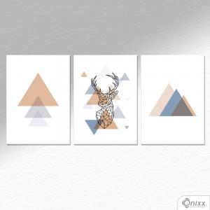 Kit De Placas Decorativas Hart A4 MDF 3mm 30X20CM 4x0 Adesivo Fosco Corte Reto Fita Dupla Face 3M