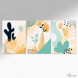 Kit De Placas Decorativas Nature A4