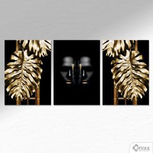 Kit De Placas Decorativas Reflection A4