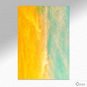 Placa Decorativa Sunshine In The Sky  A4 MDF 3mm 30X20CM 4x0 Adesivo Fosco Corte Reto Fita Dupla Face 3M