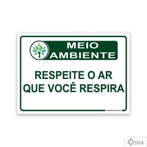 Placa MEIO AMBIENTE Reserva ambiental. Proibido caça, pesca, banhistas PVC 2mm  4/0 / Látex Adesivo Fosco Corte Reto Fita Dupla Face 3M